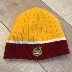 Other - REVERSIBLE! Minnesota Golden Gophers Beanie